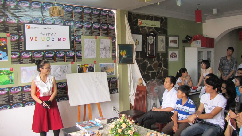 11 giao luu KTS Phan Nguyen Khanh Dan