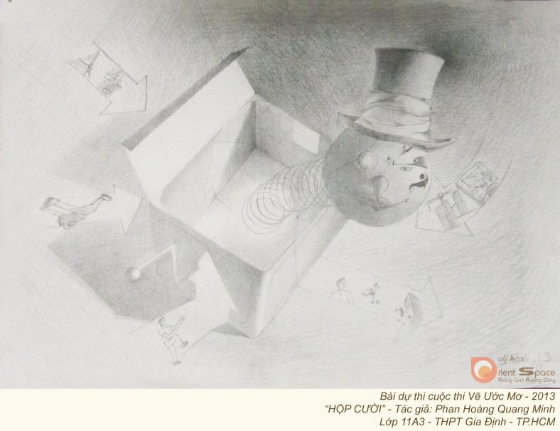 3 giai 3 phan hoang quang minh - lop 11a3 - thpt gia dinh - hcm
