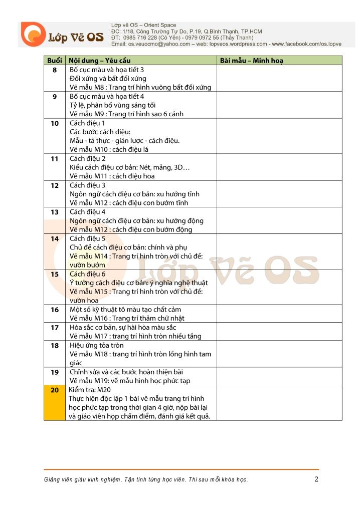 De cuong - Ve Trang Tri - H - Lop ve OS - 60 buoi_002