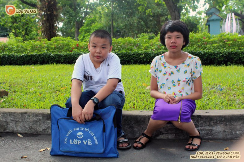 LOP VE OS THAO CAM VIEN VE NGOAI CANH 85