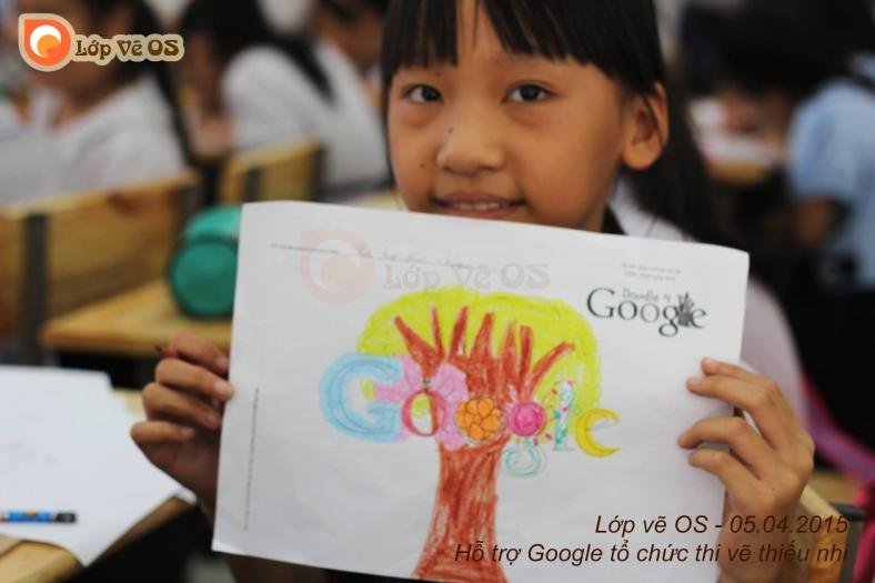 lop ve os - google - doodle 2015 2