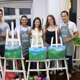 Các học viên đến từ Israel